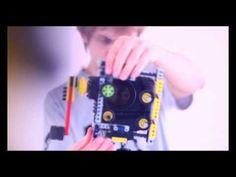 lego diy improved follow focus + RIG - YouTube