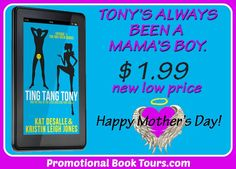 TLBC's Book Blog: Sale! Ting Tang Tony only $1.99