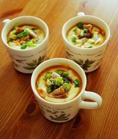 Chawan mushi recipe japanese steamed egg custard soft artful food tofu chawanmushi forumfinder Choice Image