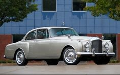 1962 Bentley S2 Continental Coupe. #Lease with Premier Financial Services today.
