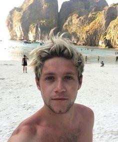 Niall, the selfie king:)