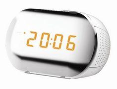 Radiodespertador Temium TCR90OR  $19.99