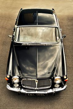 Rover P5b 3.5 V8 - 1972 - (The Rover V8 began life as the Buick 215, an all-aluminium engine introduced in 1960 for the 1961 US model year) |  https://de.pinterest.com/pin/126734176991803815/