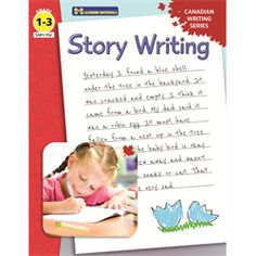 Story Writing Gr. 1-3 (eBook)