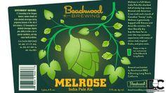 Beachwood Brewing Melrose IPA Returns Jan 28th
