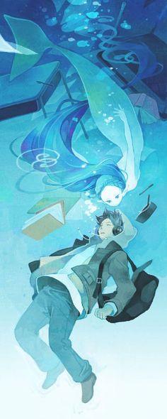 underwater dream UnterwasserTraum 15148