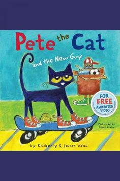 There's a new guy in town, and Pete can't wait to meet him. After all, more friends means more fun. But who can he be?When Pete finally meets Gus, he realizes they're very different from each other. But that's what makes him cool: Gus is special in his own way, just like Pete and just like you, and there is something everyone can do!