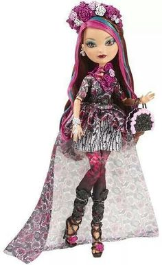 Ever After High Spring Unsprung Doll - Briar Beauty
