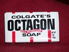 Uses for Octagon soap