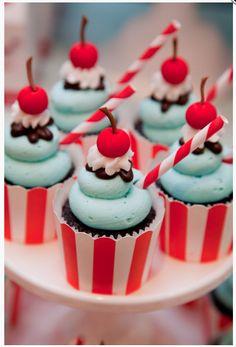 carnival cupcakes                                                                                                                                                                                 Más