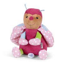STERNTALER Spieluhr L Käfer Katharina 6021625 #sterntaler #spieluhr #käfer #rosa -#kuscheltier #stofftier #baby