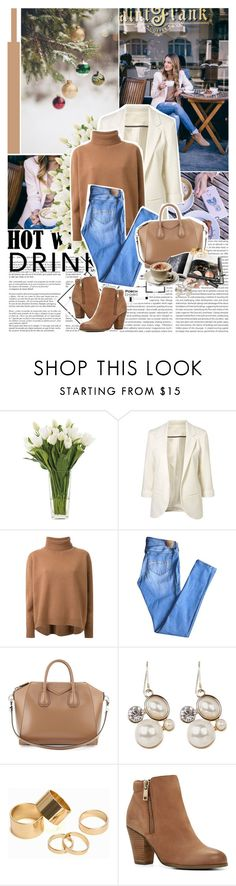 """""""113"""" by ciprianaionela ❤ liked on Polyvore featuring Whiteley, NDI, Le Ciel Bleu, Abercrombie & Fitch, Givenchy, Parra, Pieces and ALDO"""