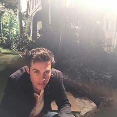 Chris Wood (Kai, The Vampire Diaries) ❤