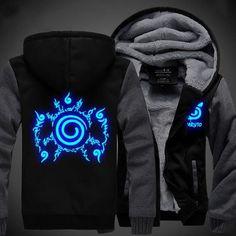 New Anime Naruto Hoodies Naruto Uzumaki Cartoon Sweatshirts Akatsuki Zipper Jacket - Top Trends