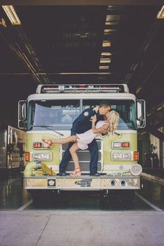 Photos Kasey Jean Rajotte (Noll) Wedding Photography Engagement P Firefighter Engagement Pictures, Firefighter Wedding, Beach Engagement Photos, Engagement Photography, Wedding Photography, Fireman Wedding, Country Engagement, Photographer Wedding, Engagement Session