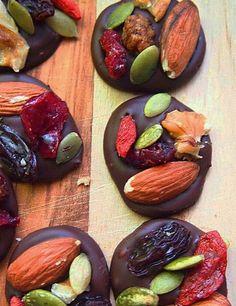Wenig Aufwand, ganz viel Geschmack! 4 gesunde Snacks für Faule