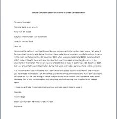 sle complaint letter requesting refund writing a