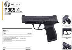 *Updated July It's official, Sig Sauer just sent out a press release announcing that their much anticipated is available for purchase in stores Glock Guns, Airsoft Guns, 9mm Pistol, Revolver, Striker Fired, Night Sights, Home Protection, Sig Sauer, Guns And Ammo