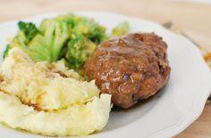 Slow Cooker Salisbury Steak by fakeginger, via Flickr