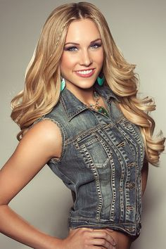 Miss Virginia Teen USA 2012 Elizabeth Coakley  Hair & Makeup: Sherri Jessee  Photo: Brad Lovell