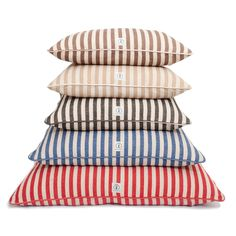 Harry Barker Vintage stripe dog beds