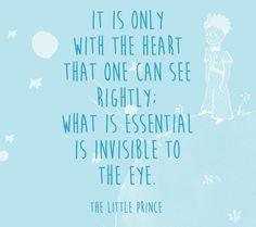 Le Petit Prince Quotes
