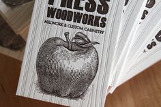 Love the Wood Grain!  Cider 2 by moontree, via Flickr