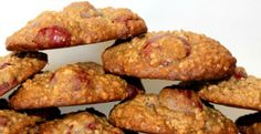 Chocolate-Covered Cherry Oatmeal Cookies | KitchenDaily.com