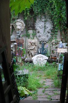 garden shop in Charleston, South Carolina