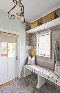 Old Village Remodel - Beach Style - Entry - Charleston - Matthew Bolt Graphic Design