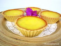 Durian Tarts & A Little Giveaway | Anncoo Journal - Come for Quick and Easy Recipes