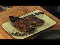Babicovy dobroty Svatecni vareni Kachni prsa B000930 mp4 Make It Yourself, Youtube, Food, Meal, Essen, Hoods, Meals, Youtube Movies, Eten