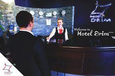 Welcome to Hotel Drim****.  www.drim.com.mk