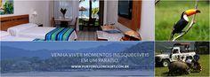 Venha viver momentos inesquecíveis, vem ? #ResortSafári