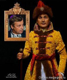"""Портретная кукла """"Князь"""" - полимерная глина, портретная кукла. МегаГрад - online…"""