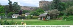 Family Holiday Farm in Caledonspoort in the Eastern Free State by Wyndford Holiday Farms.