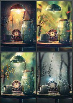 Time (Beautiful Digital Artwork by Sylar113 on CrispMe)