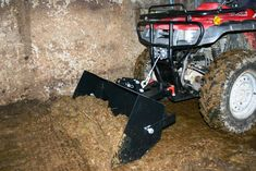 Front Bucket - Quad Accessories/ATV Accessories for Farm Quads