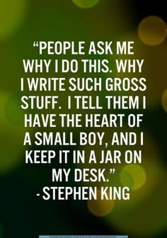 Ideas quotes book famous stephen kings for 2019 Author Quotes, Book Quotes, Life Quotes, Super Quotes, Great Quotes, Inspirational Quotes, Creepy Quotes, Funny Quotes, Stephen King Quotes