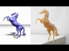 Make It Stand: Balancing Shapes for 3D Fabrication - YouTube