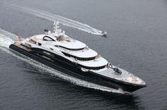Yuri Shefler yacht