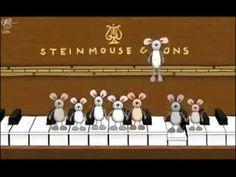 Cumpleanos feliz cantado por ratoncitos