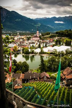 Werdenberg, St Gallen, Switzerland  Love, love St. Gallen...been here many times.