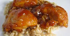 Oblíbený recept na kuře ve sladkokyselé omáčce. Stačí zcela obyčejné ingredience, žádné specia...