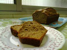 Pan integral de plátano sin gluten, sin azúcar y sin lactosa | Cocinar en casa es facilisimo.com