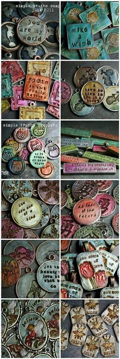 Treasures Found :: Inspiration is Everywhere: simple truths sampler club