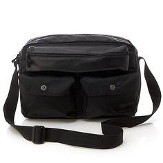 Puma Sharp Nylon Shoulder Messenger Bag Messenger Bag ebdfa58f10ff7
