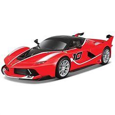 Ferrari LaFerrari FXXK 1:24 Scale Diecast Model from http://supercarlegend.com/