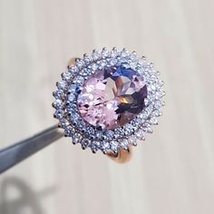 #handmade #jewellery #jewels #job #jobs #fashionjewellery #diamonds #gold #whitegold #art #yellowgold #platino #picoftheday #daybyday #enjoy #gift #morganite