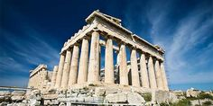 atenas partenon acropolis